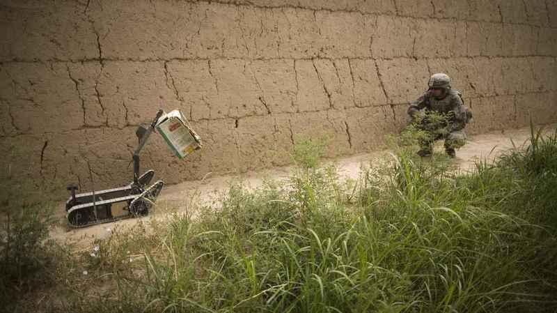 Défense: les experts discutent des robots tueurs à l'ONU