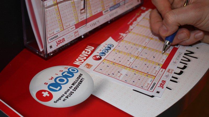 Swiss Loto: pas de nouveau millionnaire, prochain tirage à 21millions