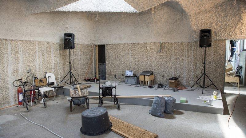 Le Centre d'art Neuchâtel ouvre l'Hospice des mille-cuisses dans les Anciens Abattoirs de Serrières
